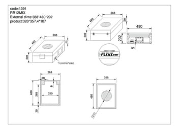 Flyht Pro Case for mixer 12