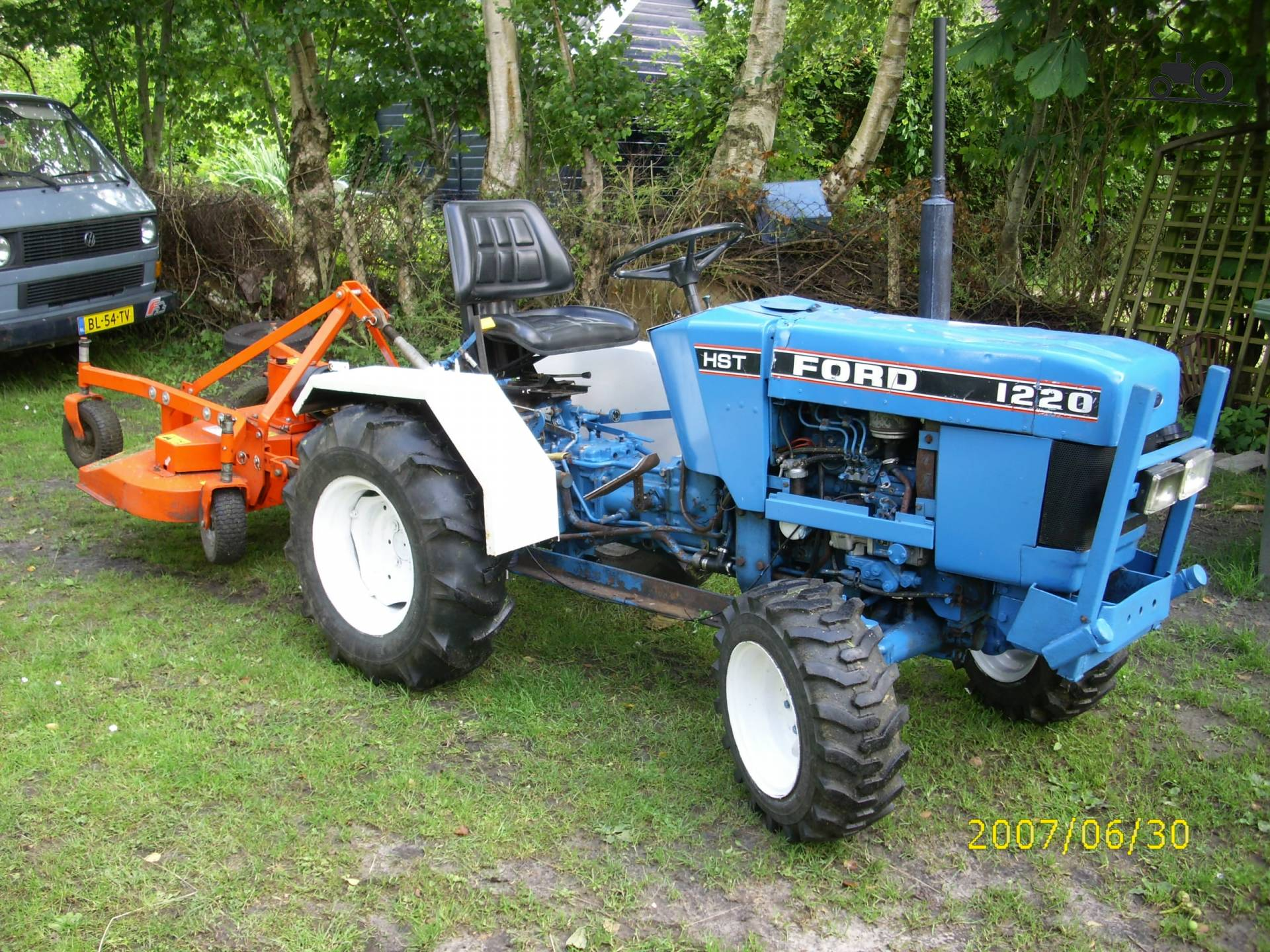 hight resolution of ford 1220