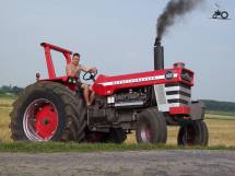 Massey Ferguson 1150 Wheatland Tractor - Year of Clean Water
