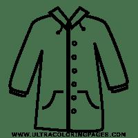 Mantel Ausmalbilder - Ultra Coloring Pages