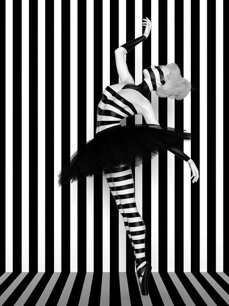 Dans van de lijnen