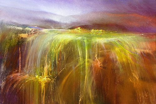 Überfluss - der goldene Wasserfall II