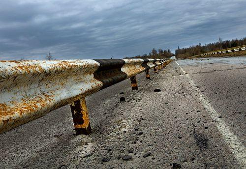 Oekraine, de weg naar Tjernobyl....