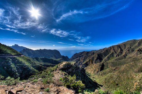 El mirador Masca Tenerife