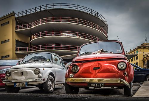 decayed 500's in Rome