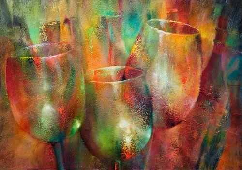 Glas, Farbe, Licht