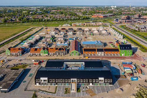 Schoolgebouw in Kreekrijk (Assendelft)
