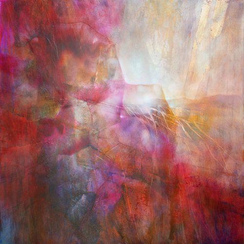 Drifting - abstrakte Komposition
