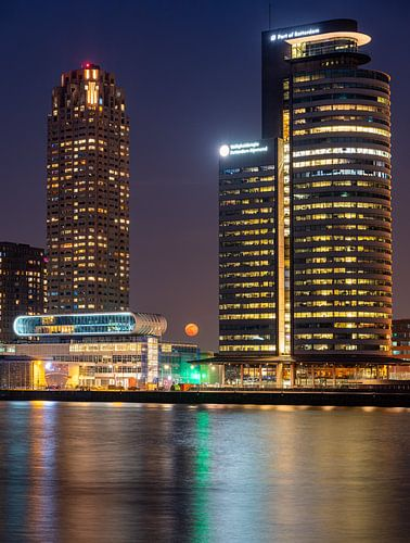 Rotterdamse Supermoon