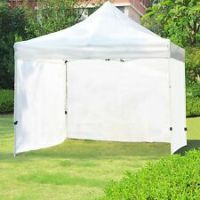 First Up Wind Curtain 10x10 Outdoor Gazebo | eBay