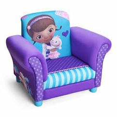 Doc Mcstuffins Upholstered Chair Uk Folding Hire Children's Sofas And Armchairs | Ebay