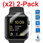 2-PACK Tempered Glass Screen Protector For Apple Watch ( Series1-3 ) 38/42mm