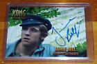 King Kong (2005) Movie Cards by Topps - Autograph Selection