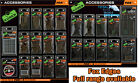 Fox Edges Terminal Tackle & Rig Bits Accessories *Full Range Available* NEW