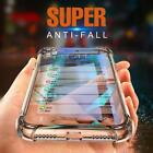 For iPhone 8 7 Plus X Phone Case Soft Silicone Clear Transparent Slim TPU Rubber