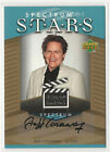 Jeff Conaway 2007 Upper Deck Spectrum of Stars Autograph Card Auto Taxi Grease