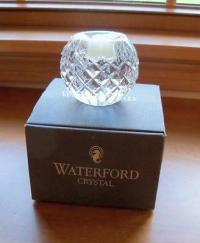 Waterford Crystal Lismore Candle Holder/votive - Excellent ...