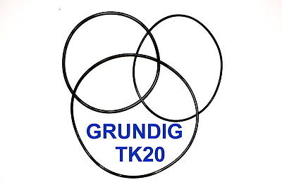 Instructions reel to reel tape recorder GRUNDIG TK20 • £4