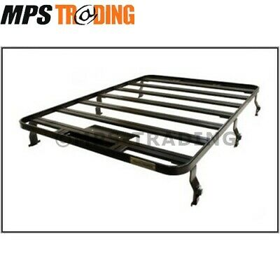 Land Rover Defender 90 GENUINE Expedition style roof rack