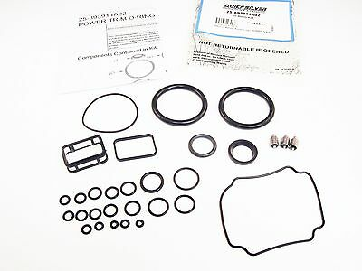 Mercury Mariner Single Ram Tilt & Trim O-ring Repair Kit