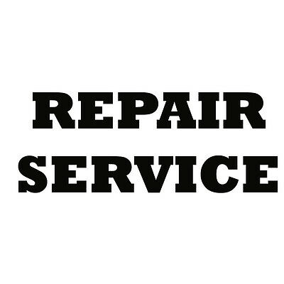 318010101 Repair Service GE Range Control Board REPAIR AND