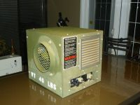 Portable Heater Furnace Gasoline or Diesel 28 Volt dc ...