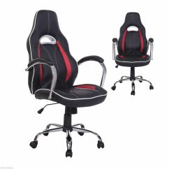 Dxracer Office Chair Canada Wooden With Steel Legs High Back Race Car Style Bucket Seat Desk