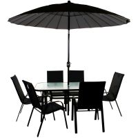 Garden Furniture Set Patio Outdoor Large Seating Dining ...