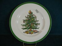 Spode Christmas Tree Dinner Plate(s) Made in England  $12