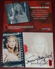 Hammer Horror Strictly Ink Series 1 - Selection of Autograph Cards