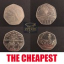 4 x 50Pence Coin Packs ~ Roger Public Tiggy Winkle Battle of Britain Team GB 50p
