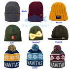 Navitas Apparel Carp Fishing Winter Beanie Hats *All Variations*