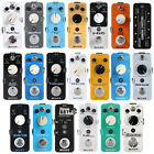 Mooer Series Guitar Effect Pedal Processsor Looper Overdrive Reverb Boost Delay