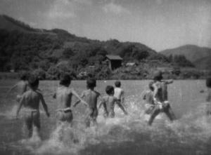 Niños en el viento 1937