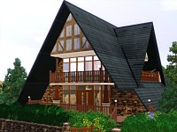 Mod The Sims - A-Frame at Arleston Old Rd