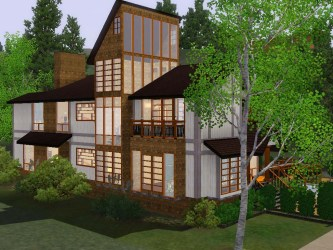 sims modern hillside contemporary plans unfurnished mexzhouse