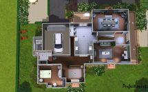 Sims 4 House Floor Plans