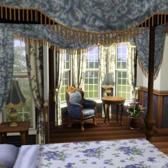 Formal Living Room Curtains Small Arrangement With Tv Mod The Sims - Hummingbird Lane Victorian: No Cc