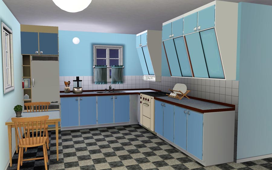 kitchen cabinet set home depot lights mod the sims - problems!