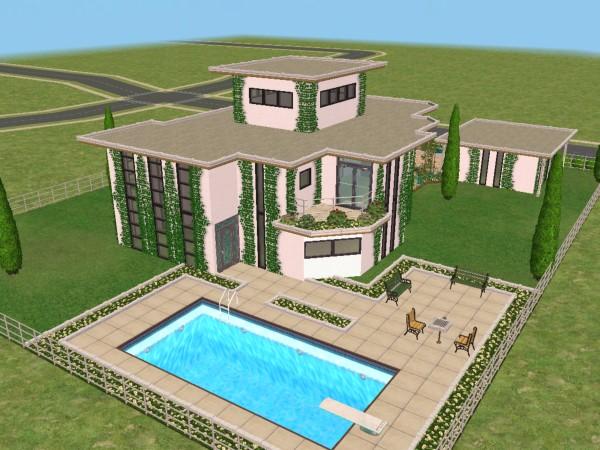 The Sims 2 House Ideas Ps2 House Ideas