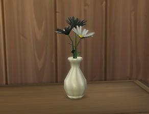 Mod The Sims  Vase for Garden Flowers
