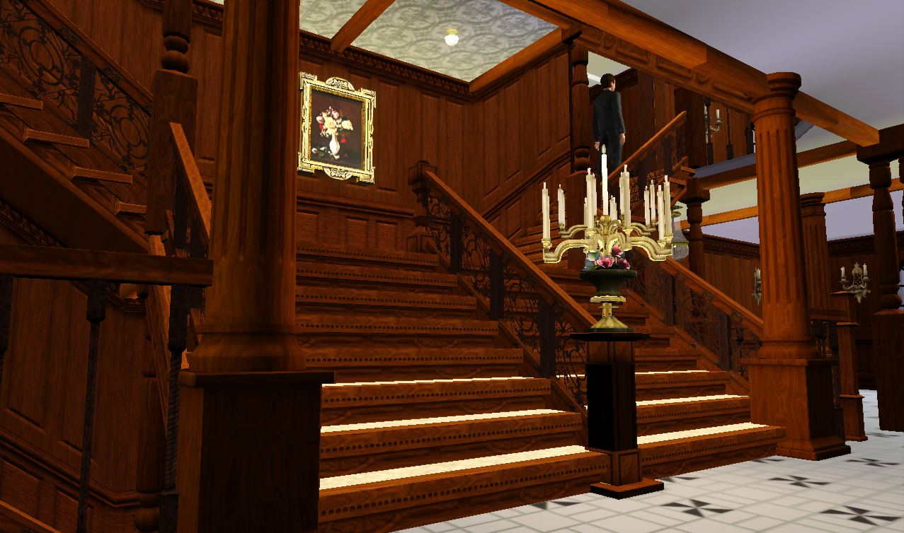 Mod The Sims  Titanic on sims 3