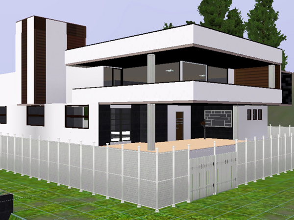 Mod The Sims The Sims 3 Houses & Landscaping Pictures V2