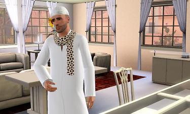 Mod The Sims  Taqiya or kufi muslim cap