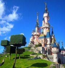 Mod Sims - Sleeping Beauty Castle Build