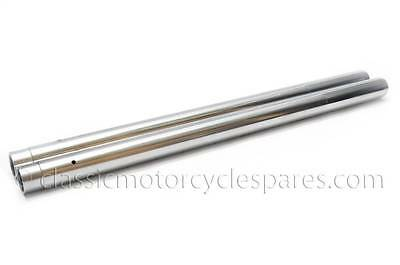 Fork Tubes & Stanchions, Suspension & Handling, Motorcycle