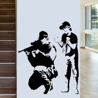 Banksy Mona Lisa Stencil Reusable Art Home Decor Painting