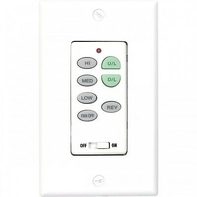 Ceiling Fan Remote Wall Control UC-9050T
