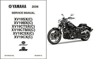 Yamaha, Motorcycle & ATV, Manuals & Literature, Parts