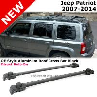 CROSS BARS CROSSBARS ROOF RACKS FOR 2002-2007 JEEP LIBERTY ...